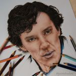 Sherlock WIP by jointshadow