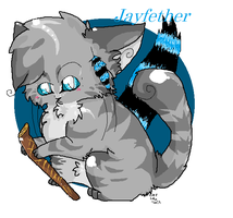 Chibi Jayfether by cutecat54546