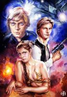 Star Wars: ep. VI by Callista1981