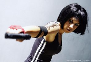 Mirror's Edge - Combat (Faith) by Veleven