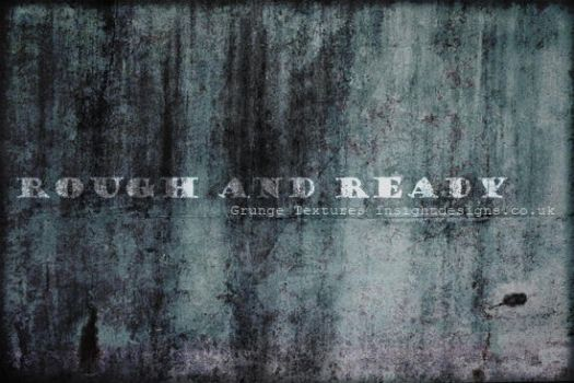 Rough and ready grunge textures free by Mephotos