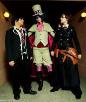Ao No Exorcist: Oh The Plans I Have by ChroniclesofDestiny