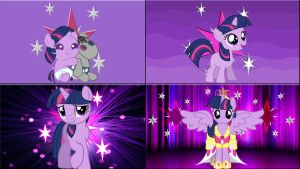 4 Twilight`s by Macgrubor