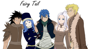 Fairy Tail B by NikaTail