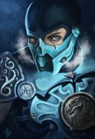 Sub-Zero by JustMick