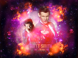 The Awesome Matt Smith :D by razerblade-10