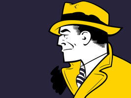 Dick Tracy by Trudetski