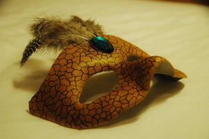Venetian mask - Cracking by spirit0407