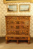 Antique Chest of Drawers by PzychoStock
