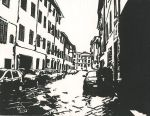 Lucca - Black and White by Mareta