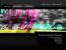 Website draft2ii by charmainecbk