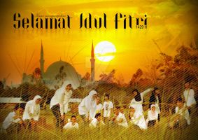 -salam idul fitri- by hesty0704