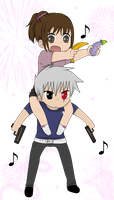 PenG x3 by PattixKakashi