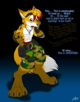 Where the Magic Happens - Fursuit TF Page 4/4 by LightningTheFox7