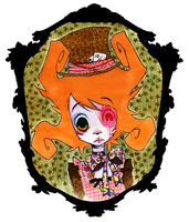 mad hatter. by william-adolphe