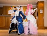 KitaCon March 2014 - Friday by Paper-Cube