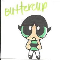 Buttercup by cmara