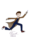 10th Doctor by purplepandalover5