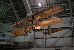 Wright Flyer by PLutonius