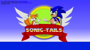 Sonic and Tails by SonicHomeboy