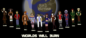 Bad Humour Banner by mr-moeman