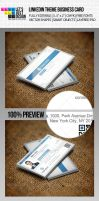 Linkedin Business Card by jasonmendes