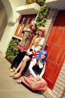 Fashion shoot : the girls ! by aika-kuroda