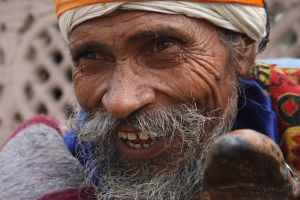 portrait from Old Delhi by obscurity-n