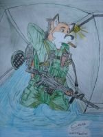 Call of Duty Furry OPS by ElPonyFurry