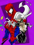Spider-Man and Black Cat by Web-Head-Studios