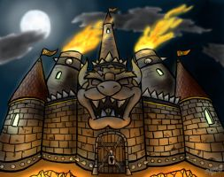 The King's Castle by Omegaro