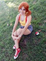 Misty cosplay by naysimo