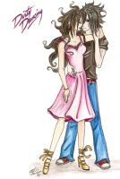 ND : Dirty Dancing XD by Little-Voices