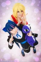 Panty and Stocking by EuphieAkai