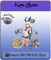Kantai Collection - KanColle Folder Icon 2 by Viole1369