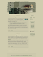 Blogspot template Czytaj i myl v2.0 by stupid-owl