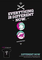 Different Now by illeity