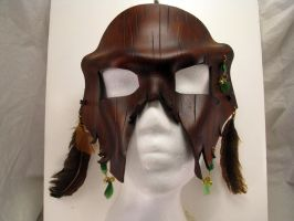 Jeweled hunter mask by wyldharrt