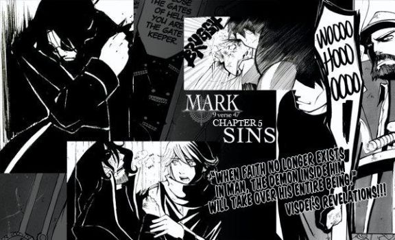 MARK 9verse47:Chapter 5 teaser by MEGANONcomics
