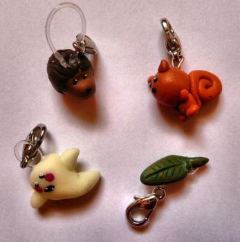 Art I Cake Halloween Charms : Charms on ClayCravers - DeviantArt