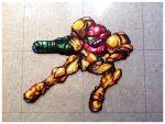 Samus Aran by Night-TAG