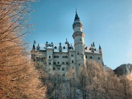 Neuschwanstein by Lauren-Lee