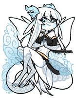 [ Commission ] Cheeb for Candykittycat by KingMiyo