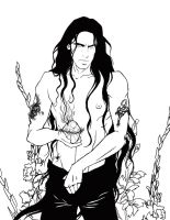 Peter Steele by muye