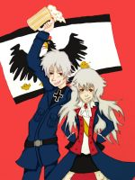 Awesome Prussia by Slamatlock