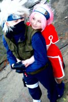 Hello Kakashi by UtterPhailPro
