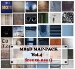 MB3D Map pack Vol.4 by viperv6