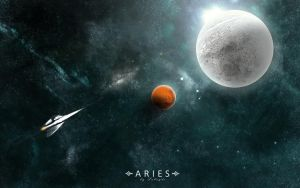 Aries by Lukaydo