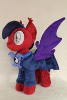 OC Bat pony by WhiteDove-Creations