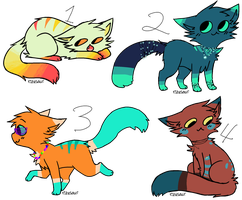 Cat Adopts Auction 1/? by DECElVE